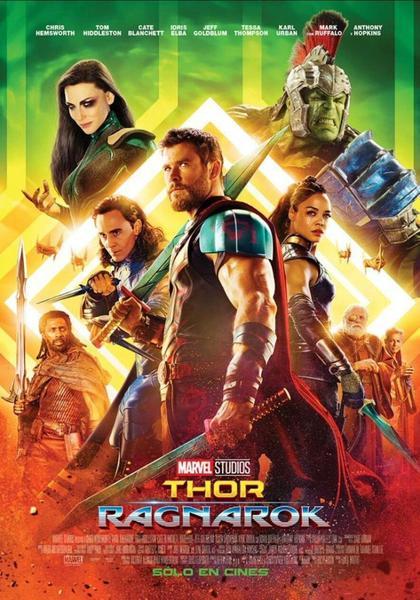 FimPoster  Thor Tag der Entscheidung 2