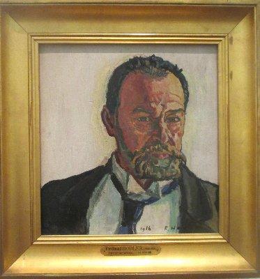 Hodler Selbstporträt x~1