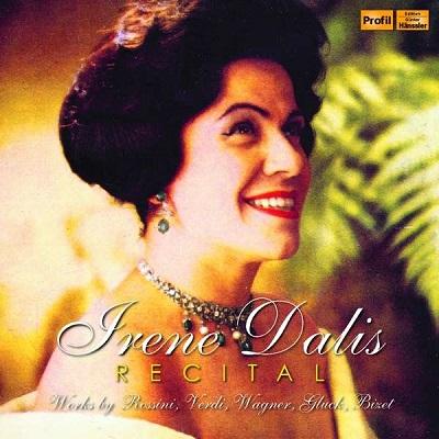 Irene DALIS Recital