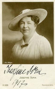 Josefine DORA