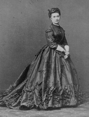 Leopoldine Freifrau von WAIDECK