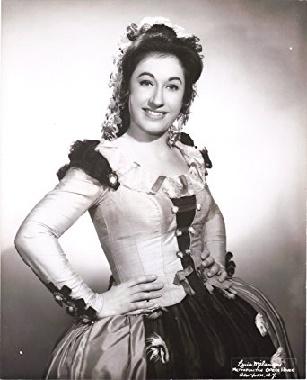 Loretta di Franco als Barbarina