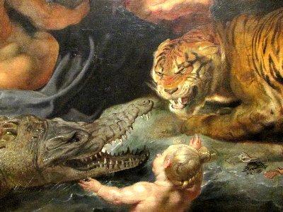 Rubens Krokodil und Tiger~1
