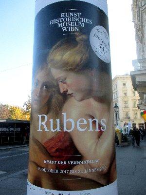 Rubens Plakat auf Litfasssäule~1