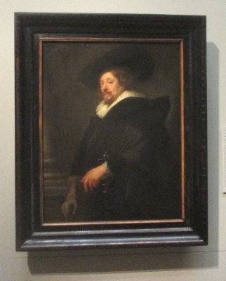 Rubens Selbstporträt KHM~1