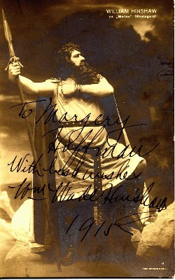 William Wade HINSHAW als Wotan