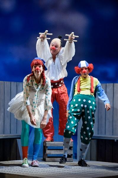 Zirkuszsene Ensemble