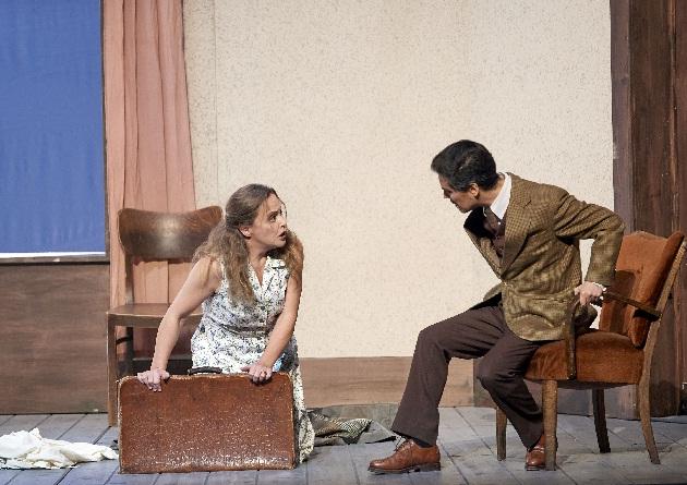 Evelyn Herlitzius und Leonardo Navarro Foto: Wiener Staatsoper/Michael Pöhn)