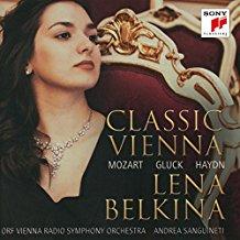 CD Cover  Belkina