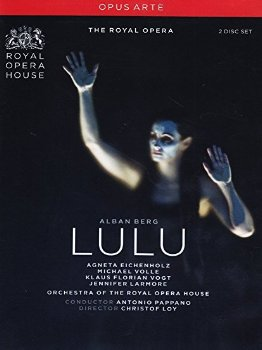 DVD Cover  Lulu  London~1