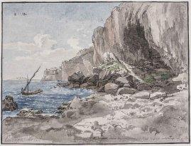 Ender Gibraltar Spitze von Europa x