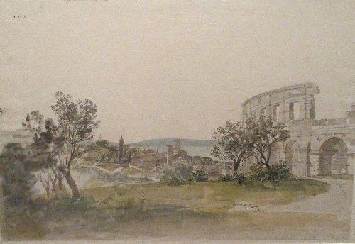Ender Pula Amphitheater Pula aussen x~1