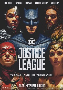 FilmPoster  Justice League~1