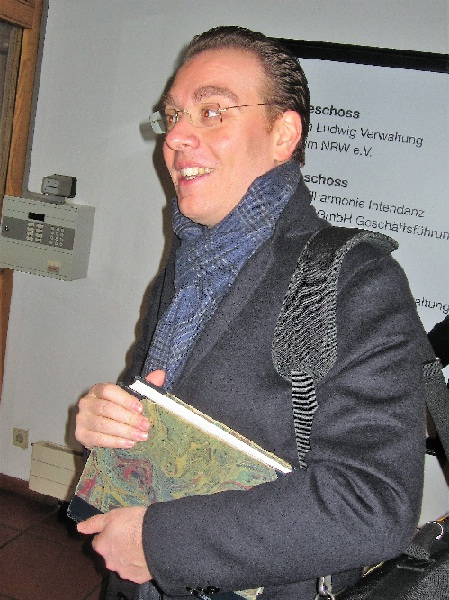 Francesco Meli in der Kölner Philharmonie Foto Andrea Matzker IMG_0186