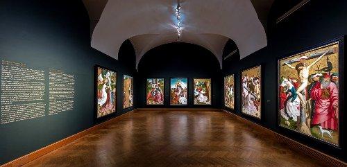 Frueauf Älterer Salzburger Altar x~1