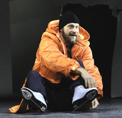 Volksfeind JoachimMeyerhoff Eislaufschuhe
