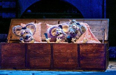 Cinderella passt was nicht / Theater der Jugend / Renaissancetheater