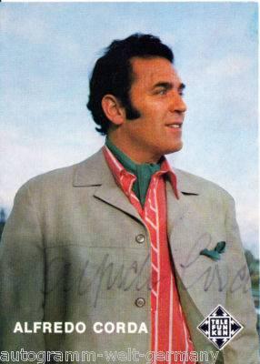 Alfredo CORDA