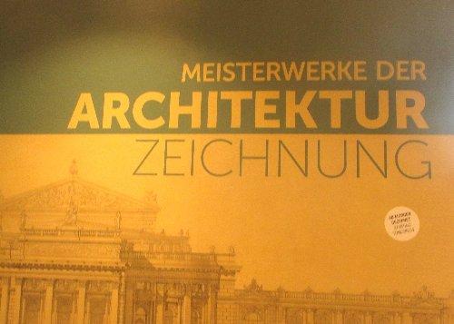 Architekturzeichnung Plakat~1