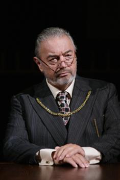 Artur Korn als Pogner in Bayreuth