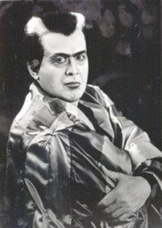 Bodo Brinkmann als Klingsor in Bayreuth
