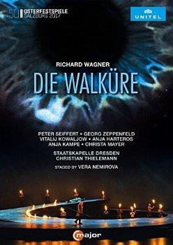 DVD Cover Wagner, Walküre, Thielemann, Salzburg~1