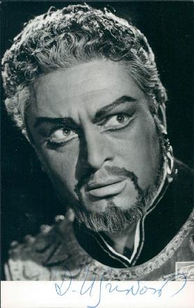 Dimiter Usunow als Otello