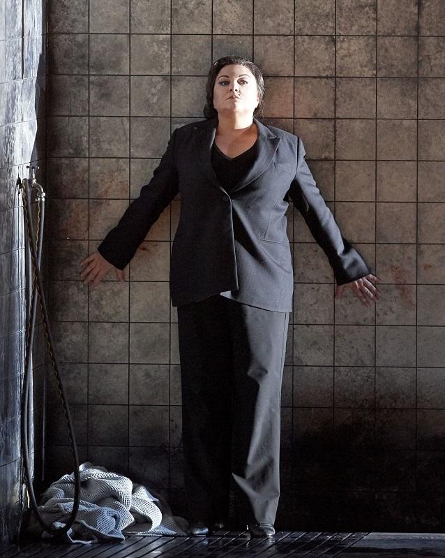 EVA PANKRATOVA als ELEKTRA (Foto C: M.Pöhn)