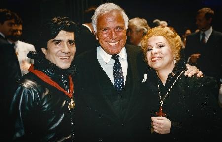 Elena Filipova als Carlos-Elisabetta mit Luis Lima und Dir. Ion Holender