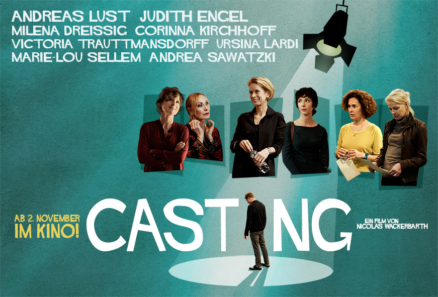 FilmCover Casting