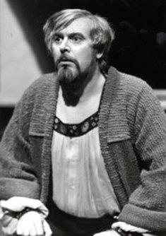 Heinz Klaus Ecker als Hans Schwarz in Bayreuth