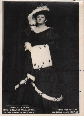 Rita Orlandi Malaspina