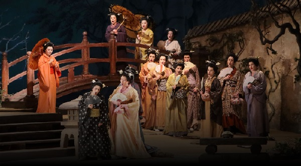 Madame Butterfly - Chor
