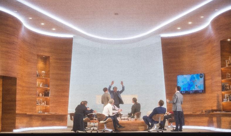 Andreas Schager, Tristan, Ensemble, Foto Monika Rittershaus