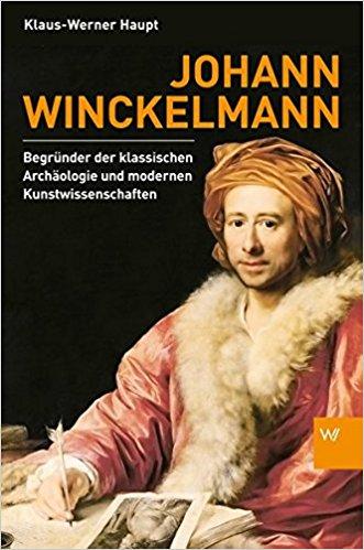 BuchCover  Haupt, Winckelmann