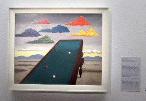 Man Ray Billardtisch x~1