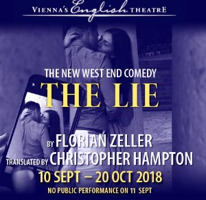Wien Viennas English Theatre The Lie Online Merker