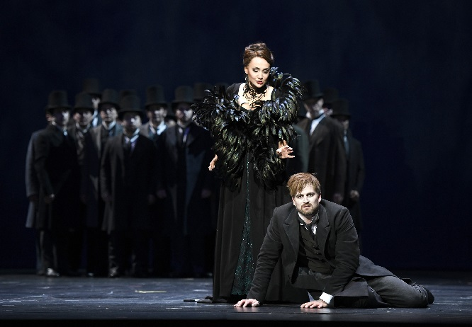 Berlin Deutsche Oper Les Contes Dhoffmann Premiere Online Merker