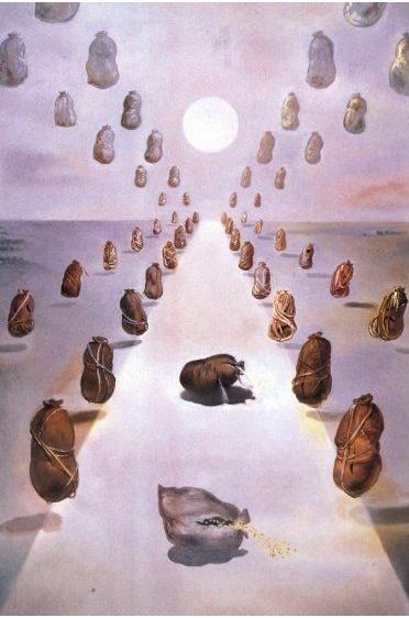 Bildergebnis für Kritisch-paranoischer Surrealismus – Dalí