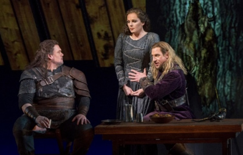 Bildergebnis für metropolitan opera die walküre günther groissböck