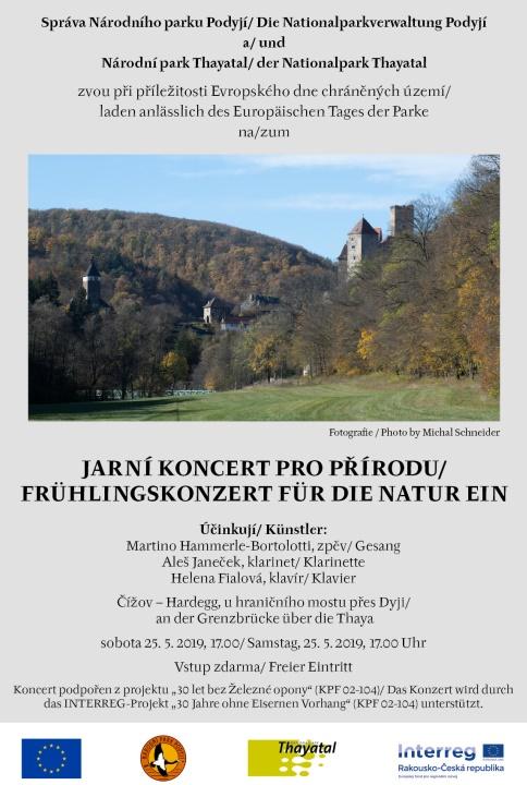 c565b978a1ed9 Ich möchte Sie und alle Musikfreunde diesmal in ein besonders schönes Eck  Österreichs einladen! Am 25. 5. singe ich ein Konzert im Nationalpark ...