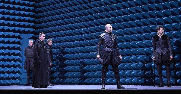 Wien Burgtheater Don Karlos Online Merker