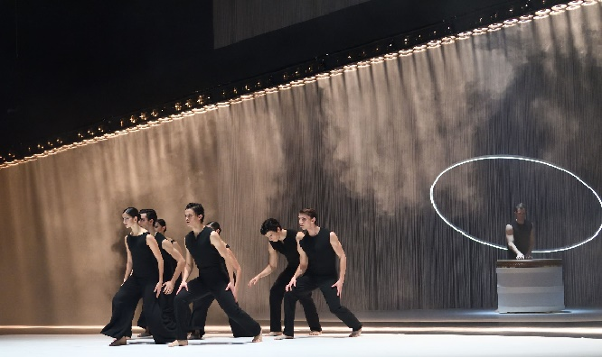 """STUTTGART/Ballett: """"CREATIONS I – III"""". Uraufführung ..."""