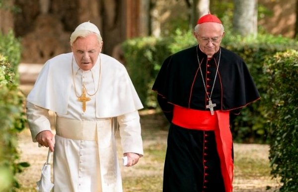 Film Die Zwei Päpste