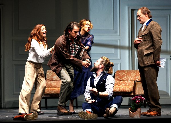 WIEN / Theater an der Wien / TV: LE NOZZE DI FIGAROOnline Merker