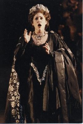 Kathleen Kuhlmann Als Penelope In Salzburg