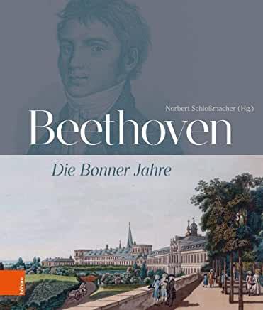 Buchcover Beethoven Bonner Jahre
