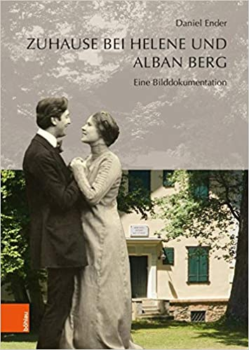 Buchcover Ender Alban Berg