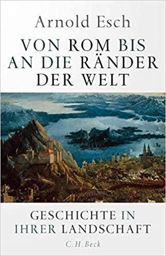Buchcover Esch, Von Rom ...