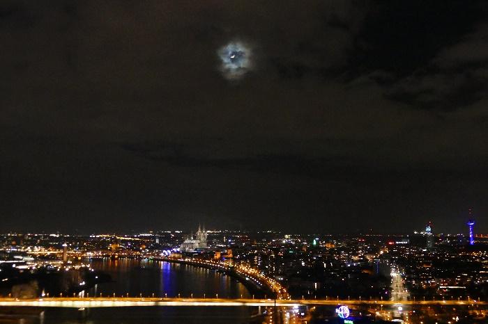 Köln 20.12.2020 Panorama Und Nachthimmel Nach Dem Untergang Von Jupiter Und Saturn Copyright Andrea Matzker P4890667 (2)